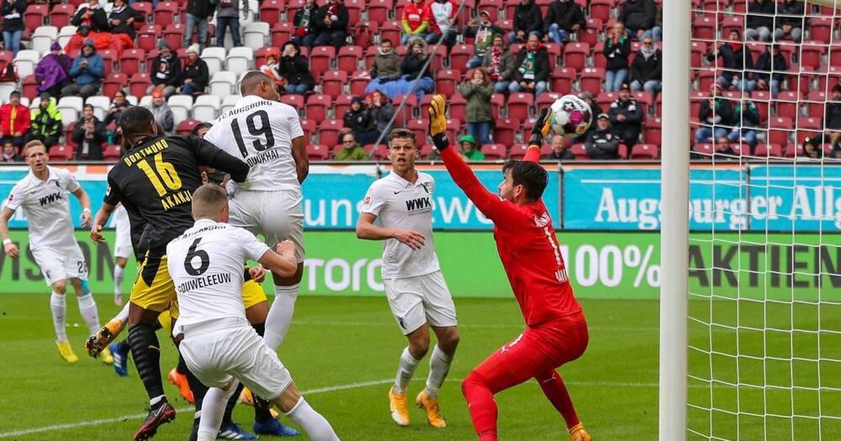 Bundesliga: Augsburg - BVB 2:0 - Ernüchterung bei Dortmund