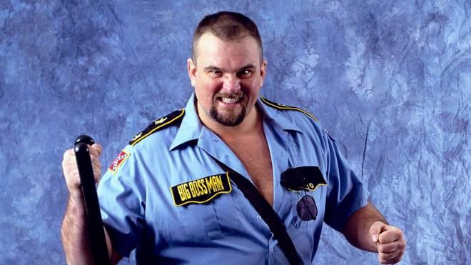 Der Big Boss Man zog 2016 posthum in die WWE Hall of Fame ein