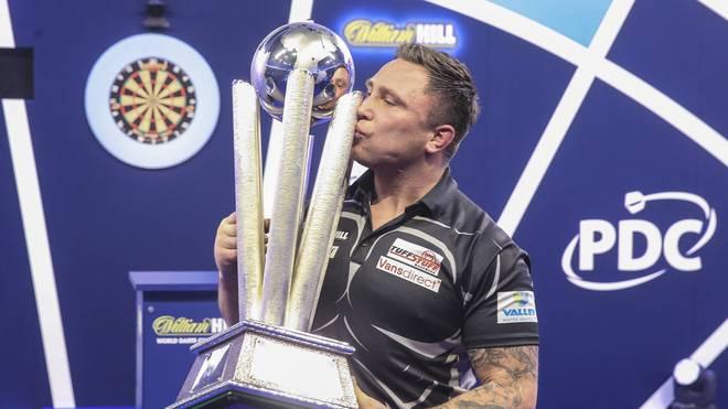 Gerwyn Price ist neuer Darts-Weltmeister