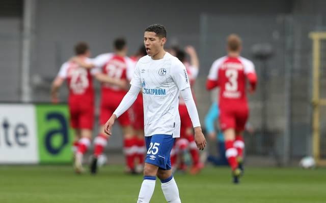Der FC Schalke geht mit 0:4 in Freiburg unter