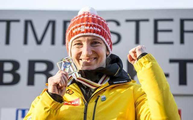 Rodeln: Olympiasiegerin Tatjana Hüfner beendet Karriere nach der Saison