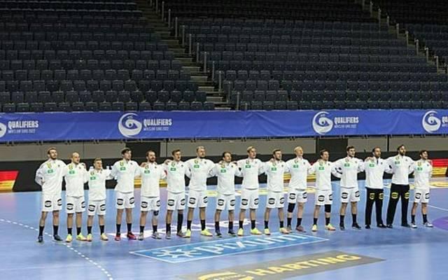 Mannschaften bekommen zusätzliche Ruhetage bei EM 2022 - so auch das schon qualifizierte DHB-Team