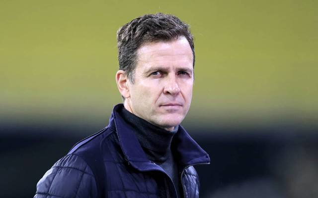 Oliver Bierhoff und der DFB fahndet nun nach einem neuen Bundestrainer