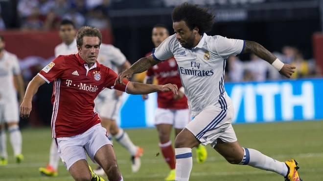 Der FC Bayern und Real Madrid sind Stammgäste in der Champions League