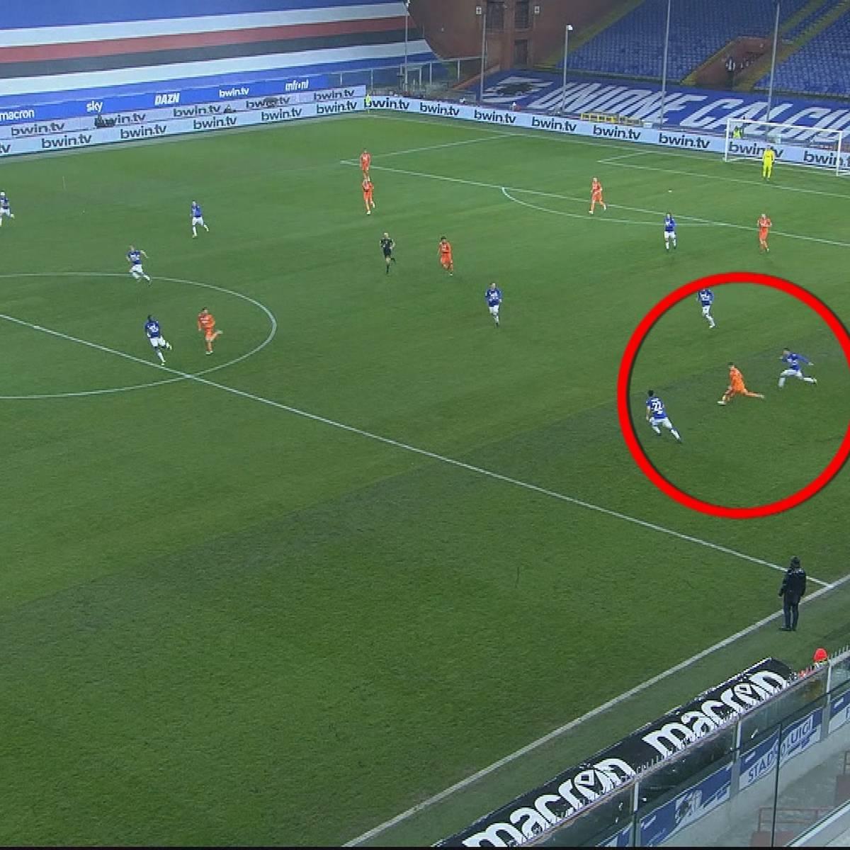 CR7-Traumpass! Ronaldo filetiert Genua-Abwehr