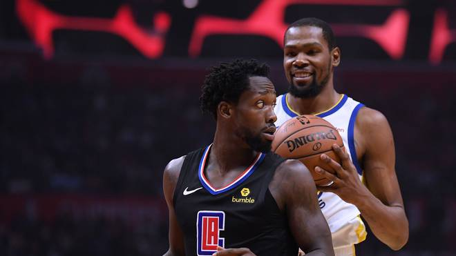 Golden State Warriors v Los Angeles Clippers - Game Three