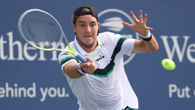 Jan-Lennard Struff scheiterte im Viertelfinale an Novak Djokovic