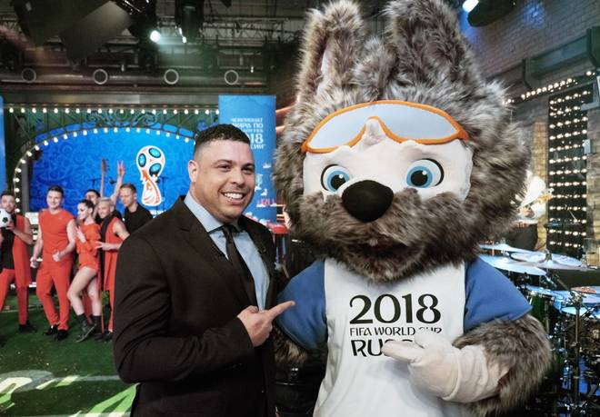Official World Cup 2018 Mascot Unveiled