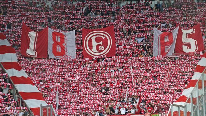 Fortuna Düsseldorf ist in die Bundesliga aufgestiegen