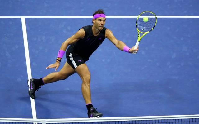 Rafael Nadal gewann die US Open 2019