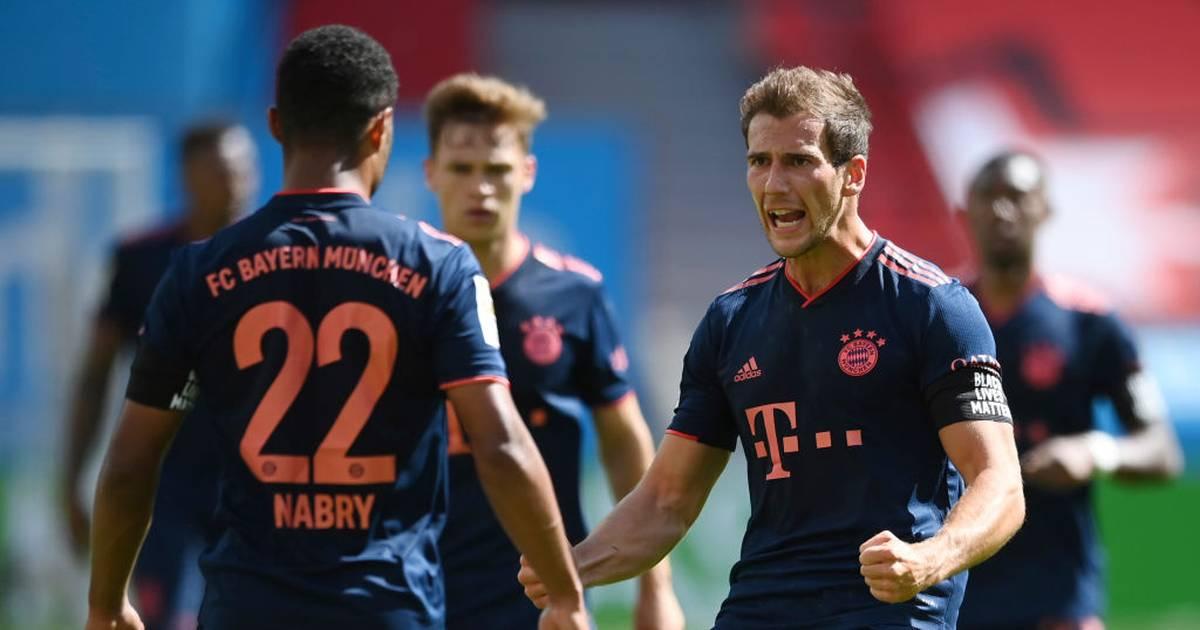 FC Bayern: Leon Goretzka verhängt sich Mucki-Stopp