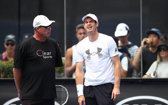 Ivan Lendl coachte Andy Murray mit großem Erfolg