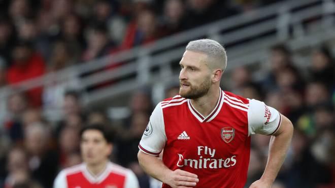 Shkodran Mustafi ist beim FC Arsenal kaum noch gefragt