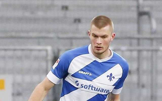 Lars Lukas Mai hat in Darmstadt regelmäßig Spielpraxis