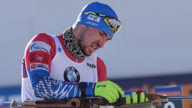 Bei Alexander Loginov fand eine Doping-Razzia statt
