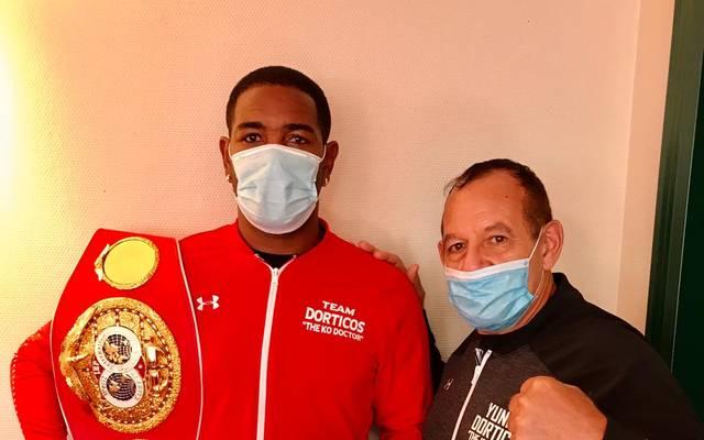 IBF-Weltmeister Yuniel Dorticos lebt in Miami