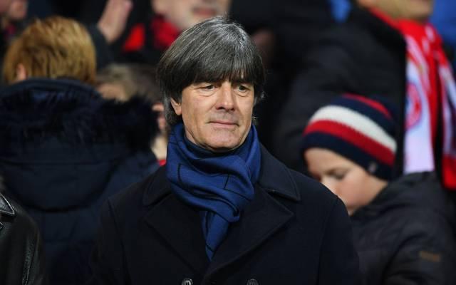 Joachim Löw ist seit 2006 Bundestrainer
