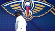 New Orleans Pelicans mit Zion Williamson im Check