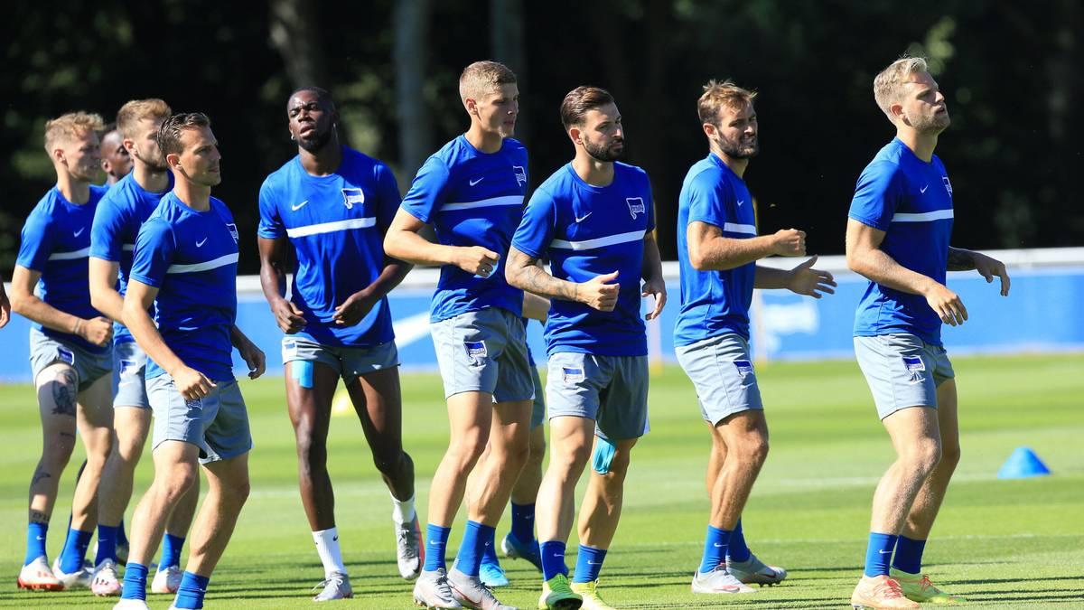 Hertha-Testspiel nach positivem Befund abgesagt