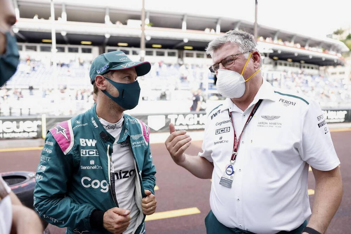 Sebastian Vettel darf sich mit Martin Whitmarsh bei Aston Martin über einen prominenten Neuzugang freuen. Zwischen den Beiden ist es aber schon einmal zum Clinch gekommen.