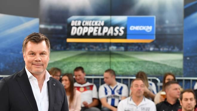 Thomas Helmer begrüßt beim CHECK24 Doppelpass erstmals seit März wieder Zuschauer
