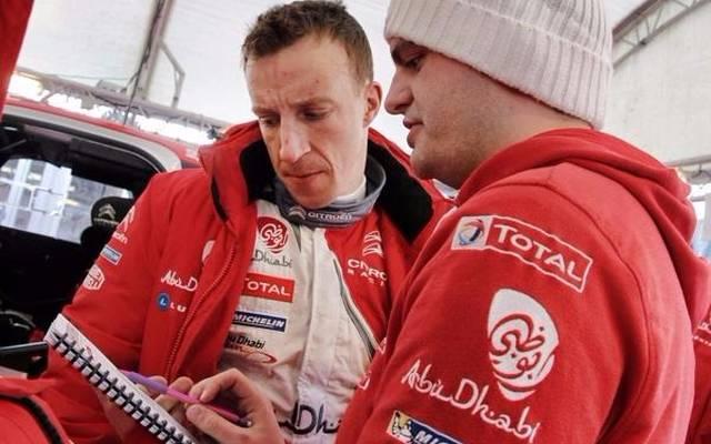 Kris Meeke ist voll und ganz in die Entwicklung des neuen WRC eingebunden