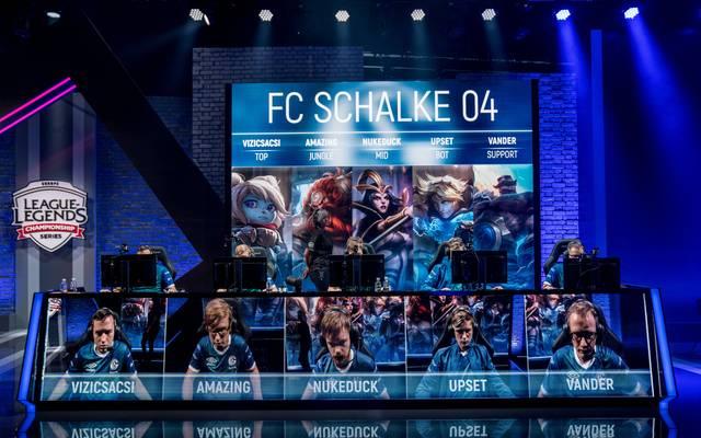 Der FC Schalke 04 durfte sich in der League of Legends European Championship über den nächsten Sieg freuen