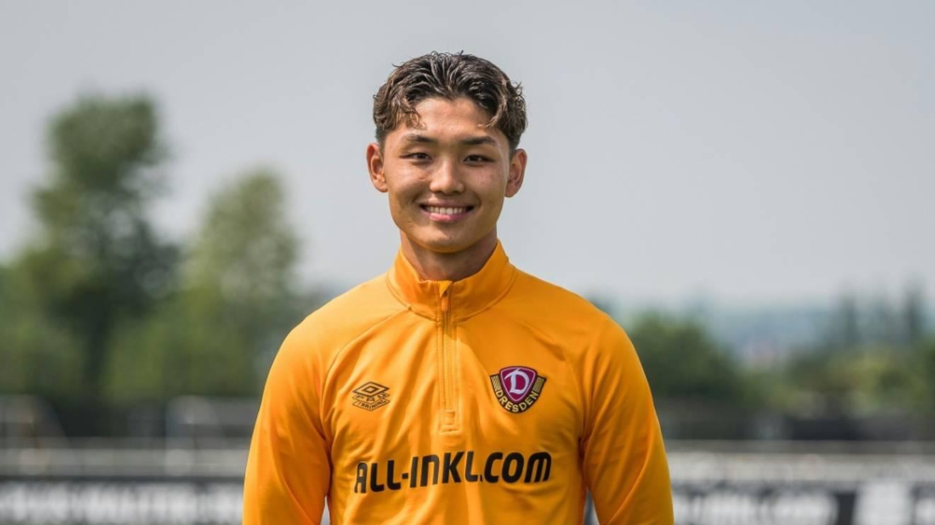 Jong-min Seo wechselt von Eintracht Frankfurt nach Dresden