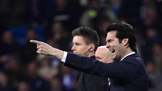 Real Madrid: Trainer Santiago Solari lehnt Rücktritt nach CL-Aus ab