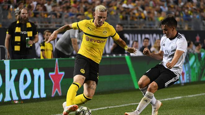Borussia Dortmund v Benfica - International Champions Cup 2018