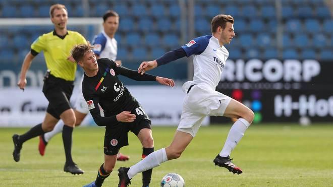 St. Pauli und Bochum wollen erfolgreich in die Saison starten