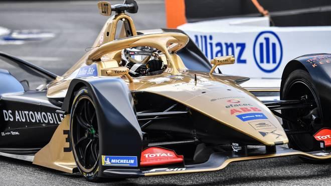 Formel E Andre Lotterer