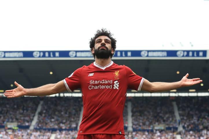 Diese Jubelgeste ist bestens bekannt, oft genug feierte Mohamed Salah seine Tore für den FC Liverpool mit ausgebreiteten Armen, den Blick gen Himmel gerichtet. In seiner Heimat Ägypten ist Salah nun eine große Ehre zuteil geworden - eigentlich