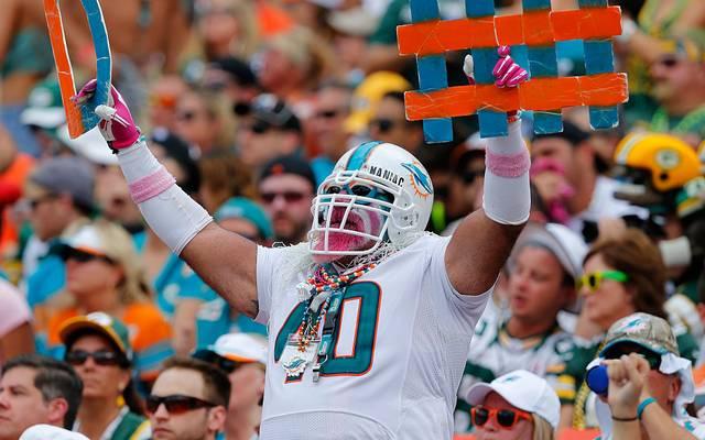 Dolphins-Boss Stephen Ross laubt an eine NFL-Saison mit Fans