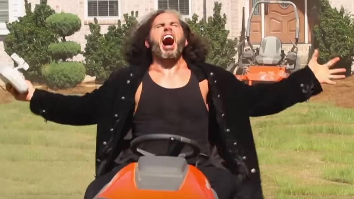 """Matt Hardy erfand sich vor """"The Final Deletion"""" neu"""