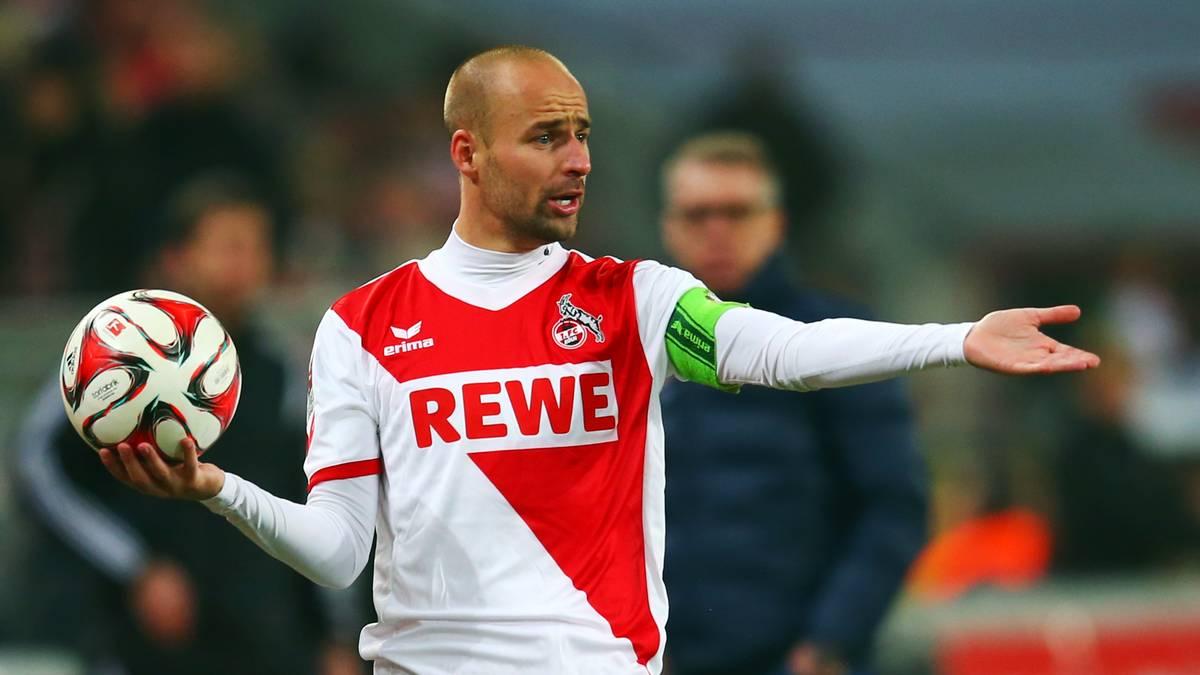 Miso Brecko spielt seit 2008 für den 1. FC Köln-1. FC Köln-Mišo Brecko