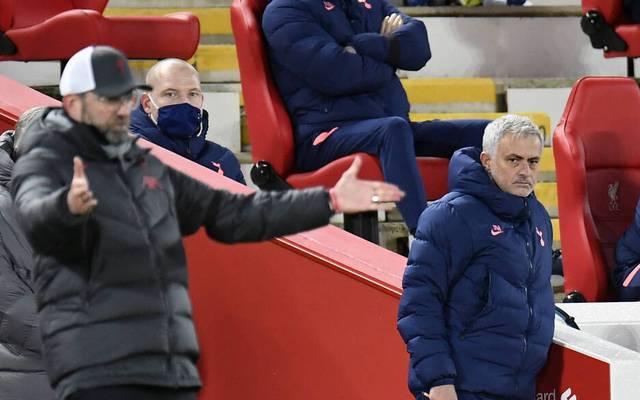 José Mourinho wird Jürgen Klopp wieder genau beobachten