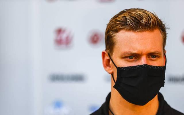 Mick Schumacher fährt 2021 an der Seite von Nikita Mazepin für Haas