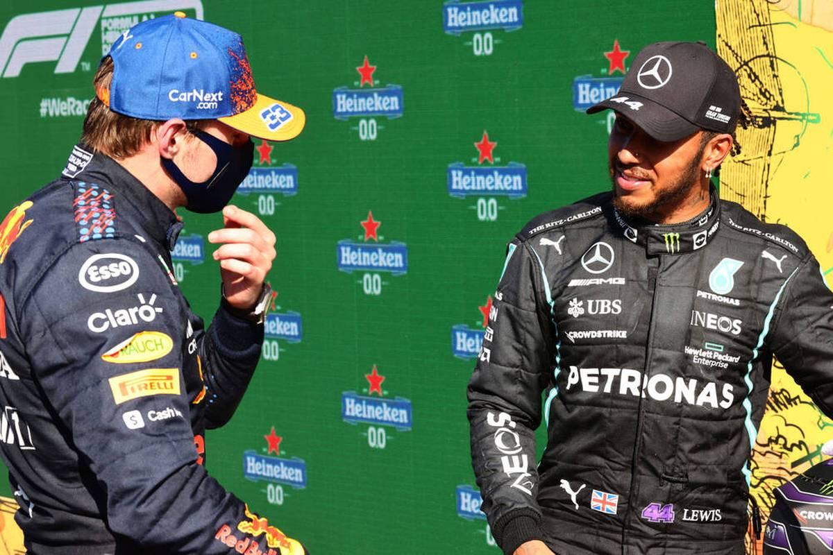 Nach der Kollision in Monza zwischen Max Verstappen und Lewis Hamilton ist noch lange nicht Schluss mit den Reibereien zwischen den WM-Rivalen.