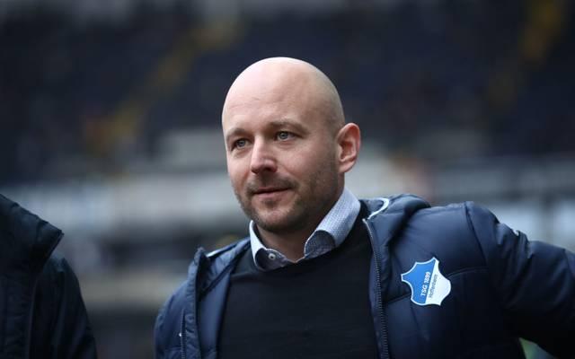 Alexander Rosen ist Sportchef bei der TSG Hoffenheim