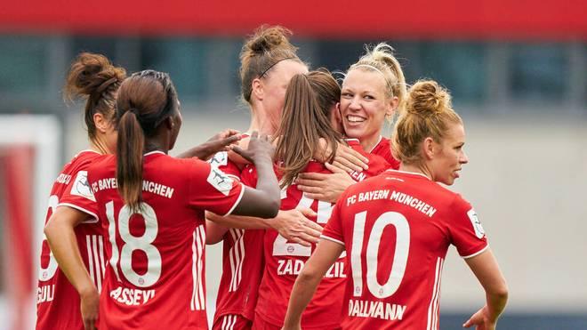 Der FC Bayern fährt zum Auftakt einen klaren Sieg ein