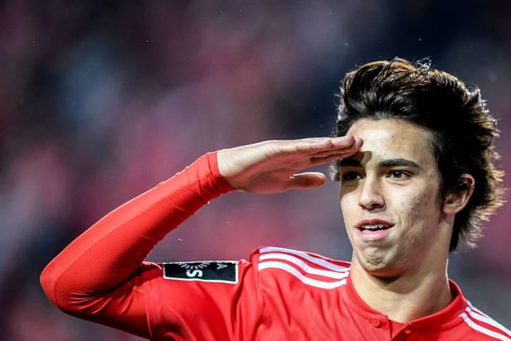 Joao Félix ist der Königstransfer des bisherigen Transfersommers. 126 Millionen Euro überweist sein neuer Verein Atlético Madrid nach Lissabon