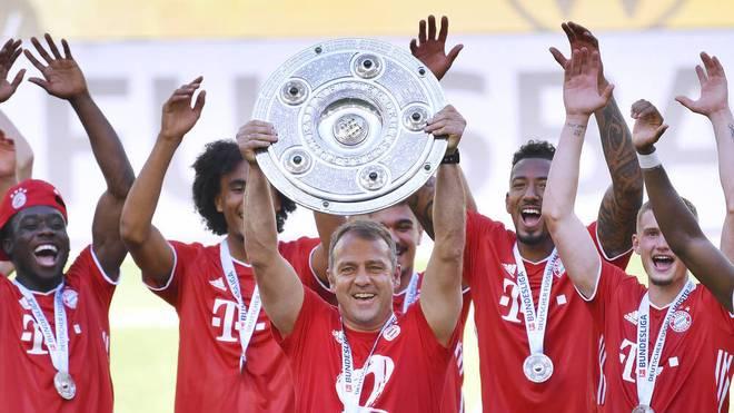 Der FC Bayern ist nicht nur auf dem Platz das Maß aller Dinge in der Bundesliga