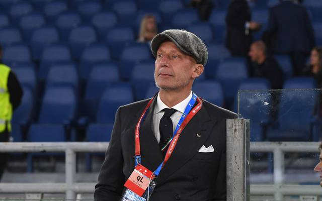 Gianluca Vialli ist Manager der italienischen Nationalmannschaft