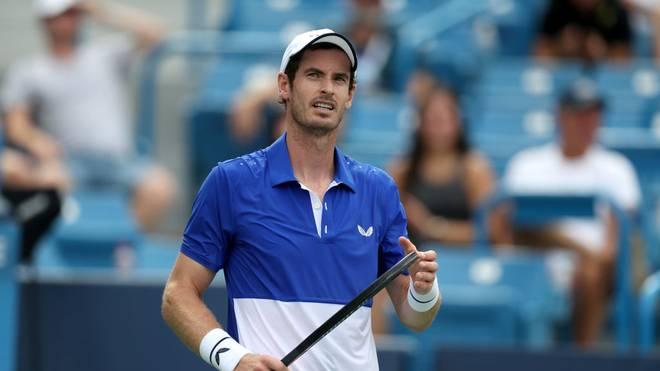 Andy Murray ist zurück - der Alte ist er aber deshalb schon lange nicht