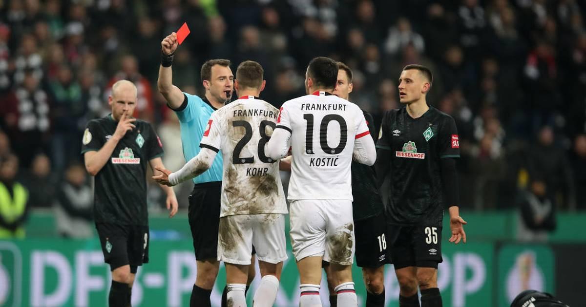 Bundesliga: Restprogramm im Abstiegskampf von Werder, Frankfurt, Düsseldorf