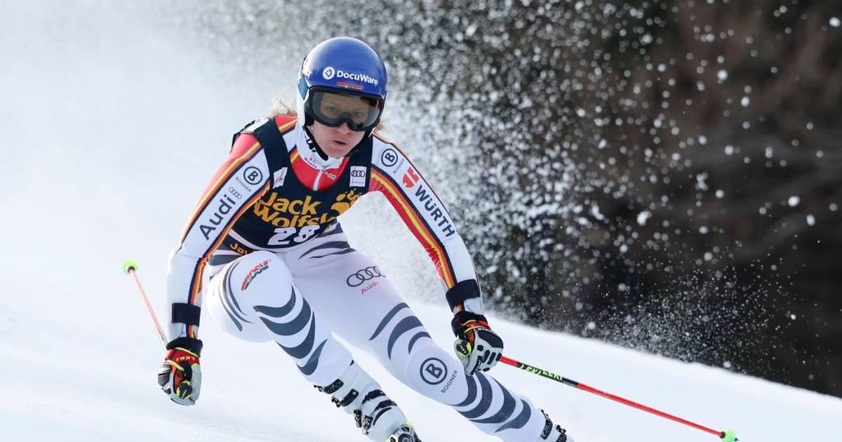 Ski Alpin, Kranjska Gora: Lena Dürr bei Riesenslalom 23. - Robinson siegt