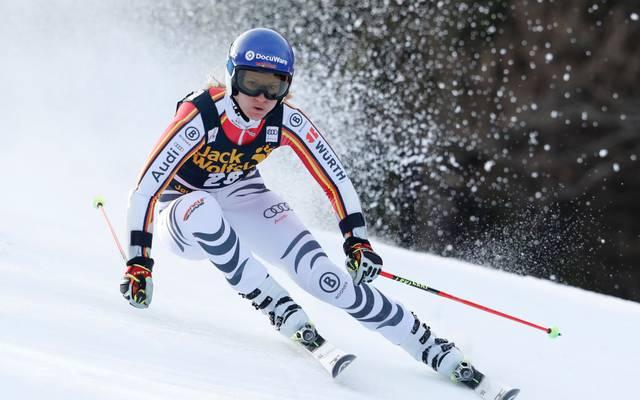 Lena Dürr hat in Kranjska Gora eine gute Platzierung verpasst