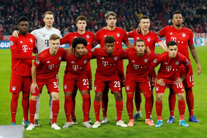 Der deutsche Rekord mit sechs Siegen aus sechs CL-Spielen ist geknackt. Die Bayern schlagen Tottenham verdient mit 3:1 und ziehen als Erste ins Achtelfinale ein. Die SPORT1-Einzelkritik