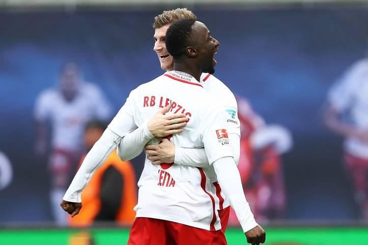 Timo Werner gehört mit den 53 Millionen Euro Ablösesumme, die der FC Chelsea an RB Leipzig überweist, zu den wertvollsten Abgängen der Bundesliga-Geschichte. SPORT1 zeigt die Top Ten der teuersten Exporte
